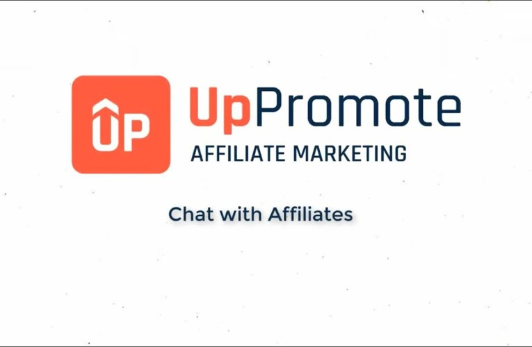 UpPromote: Affiliate marketing on Shopify – Chat with affiliates