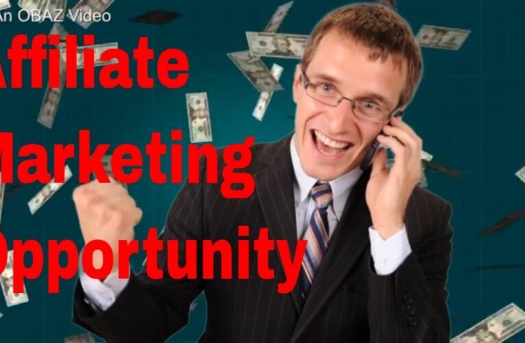 Affiliate Marketing Opportunity NO1 Beginners & Seasoned Affiliates