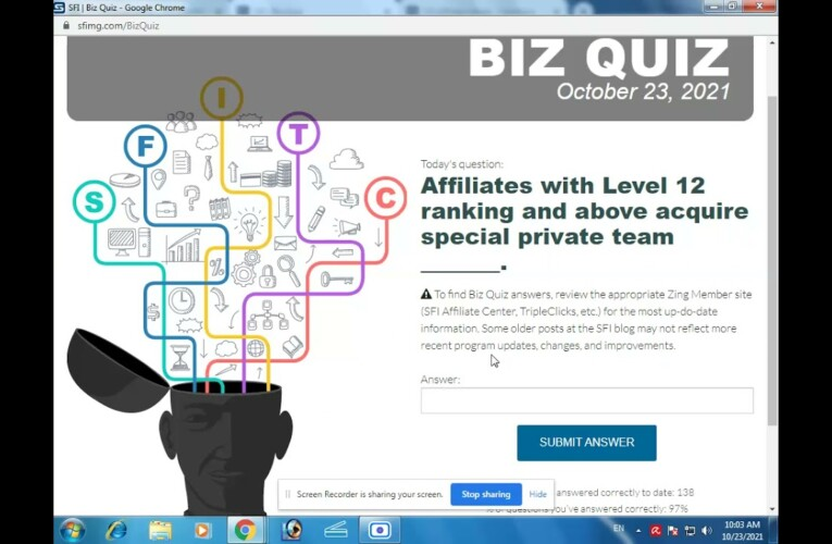 Affiliates with Level 12 ranking and above acquire special private team _______.