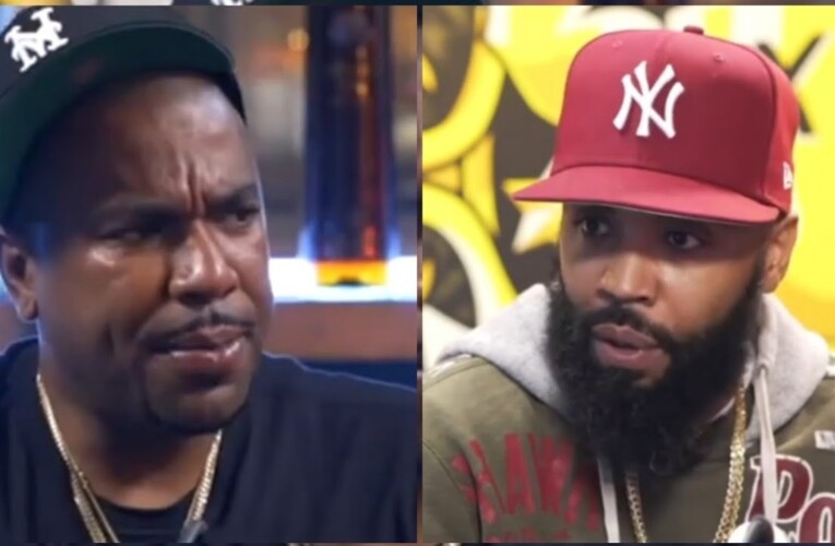 Shyheim CONFRONTS Nore Over His Disrespectful Comments About Him & Wu-Tang Affiliates